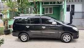 Toyota INNOVA G Luxury 2010 pemakaian 2011
