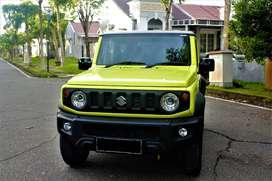 Suzuki Jimny JB74 4x4 A/T AllGrip Kinetic Yellow