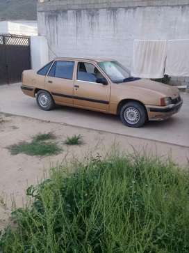 Daewoo racer available for sale in good condition.Petrol and cng, AC