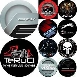 Cover/Sarung Ban Ford Everest/Rush/Terios/Panther jeep Antar tawon mad