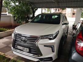 Toyota Fortuner 3.0 4x2 AT, 2017, Diesel