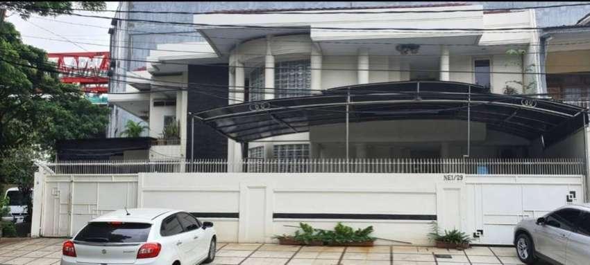 Dijual rumah keren di Kelapa Gading, Jakarta Utara