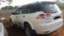 Top end well maintained Pajero sports car for sale