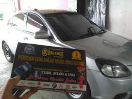 BALANCE Sport Damper Kualitas Top, Bisa Buat Mobil Lebih NYAMAN