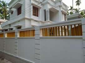 Karaparamba - Krushnan nair Road 6.50 Cent 5 Bed New House 1.30 Crore