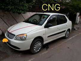 Indigo 2012 CNG  Fitted