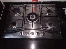 Whirlpool gas stove