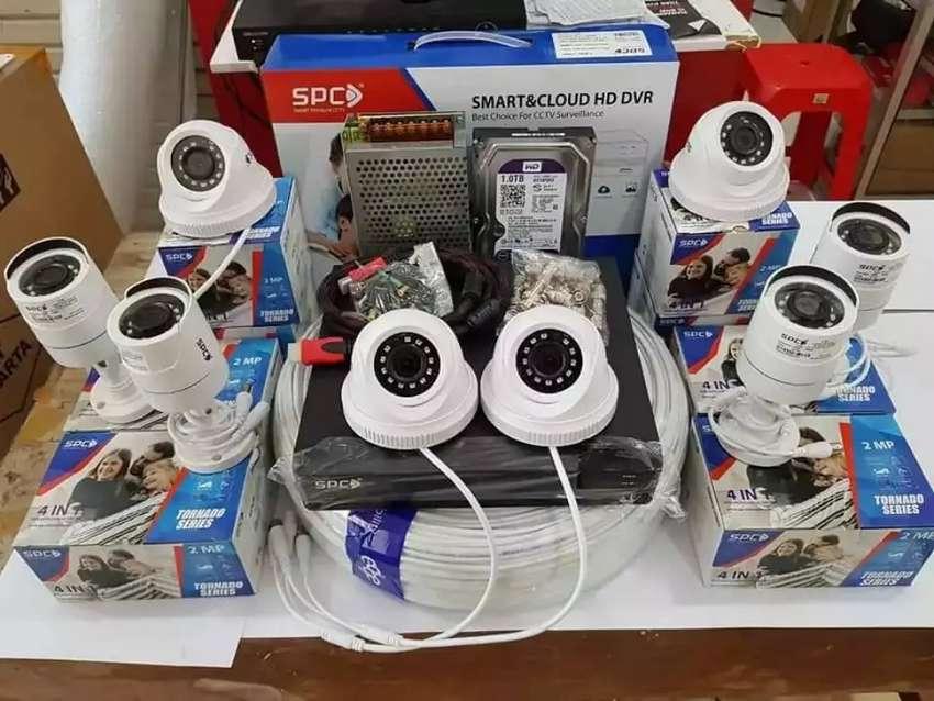 Promo paket kamera CCTV 2mp full HD 0