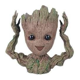 Pot Tanaman Guardian Of Galaxy Groot Holder Figure - Pot B