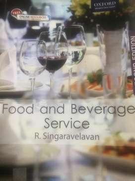 F&b service second edition