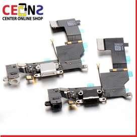 PCB CON CHARGER CAS IPHONE 5C HITAM PUTIH