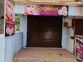 Shop for rent on prime location
