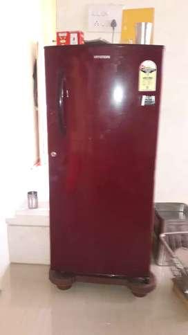New fridge in warranty