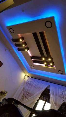 Fancy False Ceiling with good quality