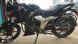 No problem good condition Apache 160 4v no problem good condition