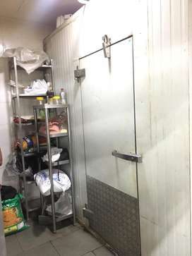 Top Condition Fully Functional Walk-in Refrigerator
