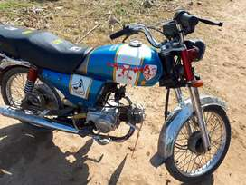 Zxmco motorcycle