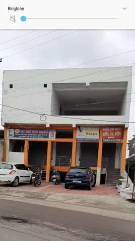 Commercial office space available with go down near transport nagar