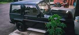 Daihatsu Feroza Orisinil 1995 jual cepat BU