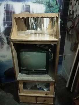 Tv cover trali