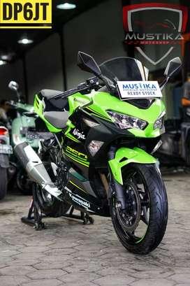 All New Ninja 250 KRT 2018.Plat N Batu. Km 5rb. Danny Mustika Motoshop