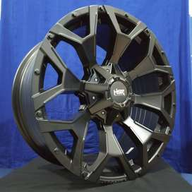 Velg Ring 18 Offroad Pajero Fortuner Ranger Everest