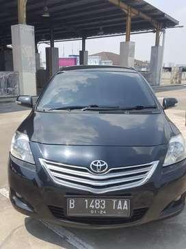 Dijual cepat Toyota Vios Mt 2008/ 2009.