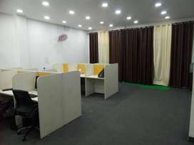 No brokerage fully Furnished office @ 2000 per seat
