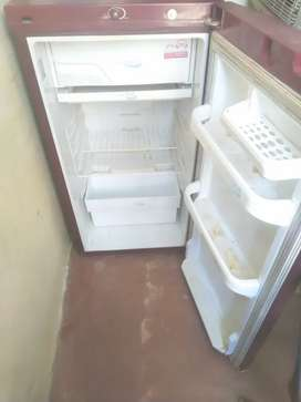 Godrej 4 star refrigerator in good condition
