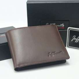 Dompet pria kulit asli/dompet import/dompet pria (BISAREKBER)