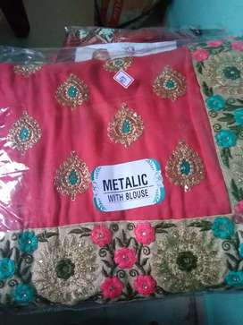 New saree collections