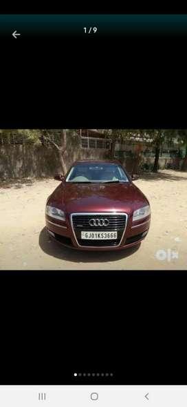 Audi A8, 2009, Diesel