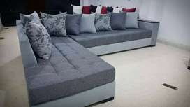 Best quality L shape sofa set