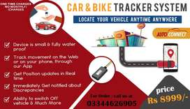 Real Time Vehicle GPS Tracker Car Bike PTA APPROVED