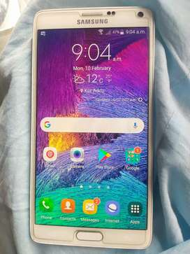 Samsung Galaxy note 4 -1sim 3 RAM 32 ROM prices for sale