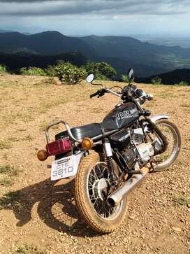 Yamaha Rx100-1989
