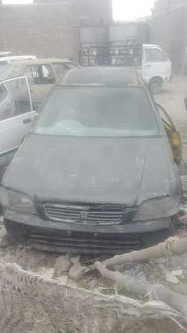 Honda City 1997 Karachi Register hai.Argent Sell
