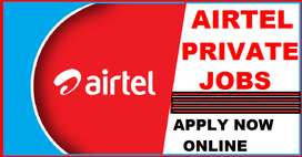Airtel process urgent hiring for BPO/ KYC / CCE/ KPO Executives in NCR