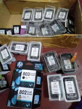 Jual beli tinta cartridge baru dan bekas