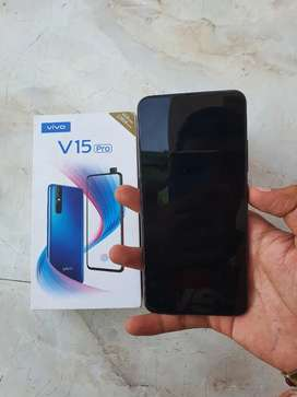 Vivo v15 pro 6gb ram 128gb inbuilt in perfect working condition.