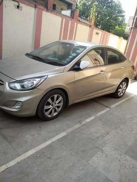 Hyundai Verna 2011 Petrol 49900 Km Driven.