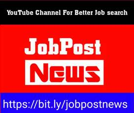 Join JOBPOST NEWS & Get high paying Job