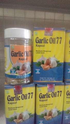 """Garlic Oil 77 """" Obat Herbal Untuk Darah Tinggi """""""