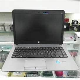 HP Elitebook 840 g1 Core I5 4th gen Slim Laptop Ram 4gb HDd 500gb Warn