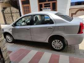 Toyota Etios 2011 Petrol Well Maintained