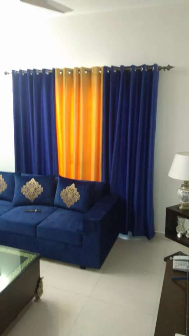 Brand new curtains 0
