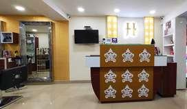 The Jawed Habib Salon for sale at Guwahati
