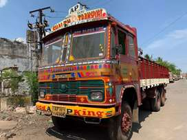 10Tyres lorry TATA 2515 TCIC 2006 MODEL