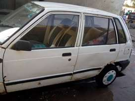 Suzuki mehran 1998 full Genuine