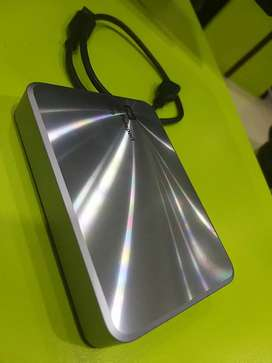 2TB WD metal limited edition hdd
